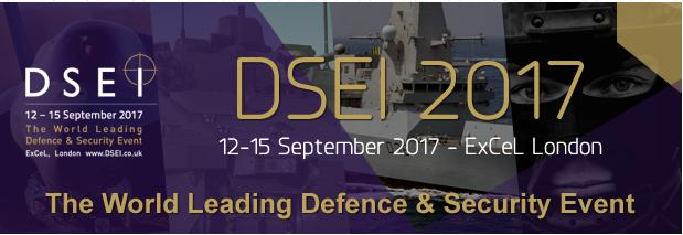 DSEI 2017, Defence & Security Event, London, U.K.